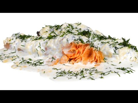 Засолка красной рыбы - пошаговый рецепт с фото на