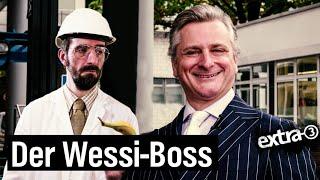 Johannes Schlüter: Der Wessi-Boss