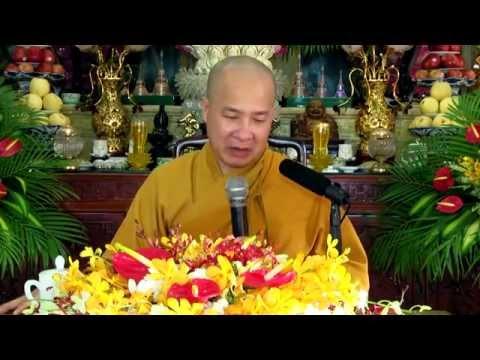 Phương pháp niệm Phật vãng sanh    Thầy Thích Trí Huệ 2015