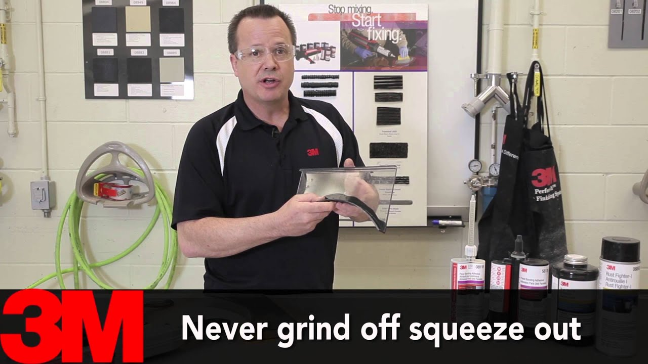 3M Tech Tips: Applying Panel Bond Adhesives