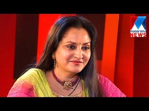 Jayaprada in Nere Chowe   Old episode   Manorama News