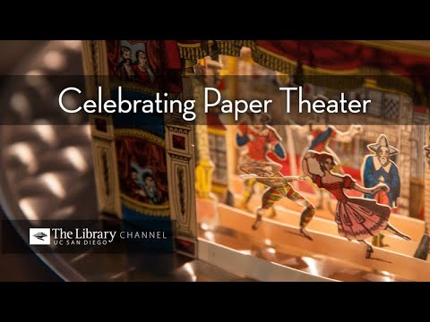 Celebrating Paper Theater