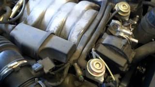 P0400 EGR Code Mercedes Benz E320