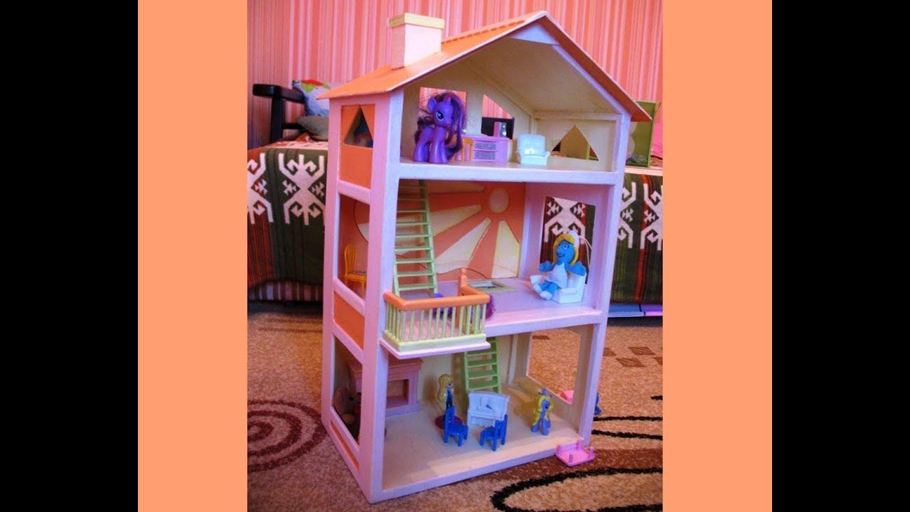 Как своими руками изготовить домик для