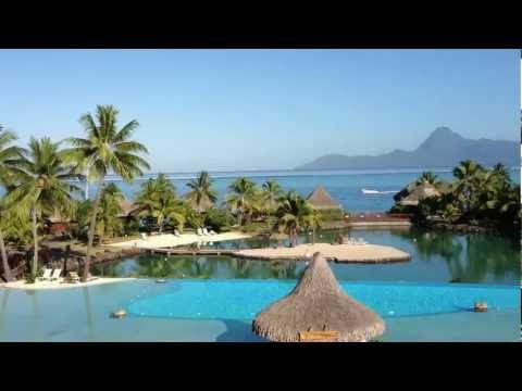 Intercontinental Hotel In Tahiti Papeete