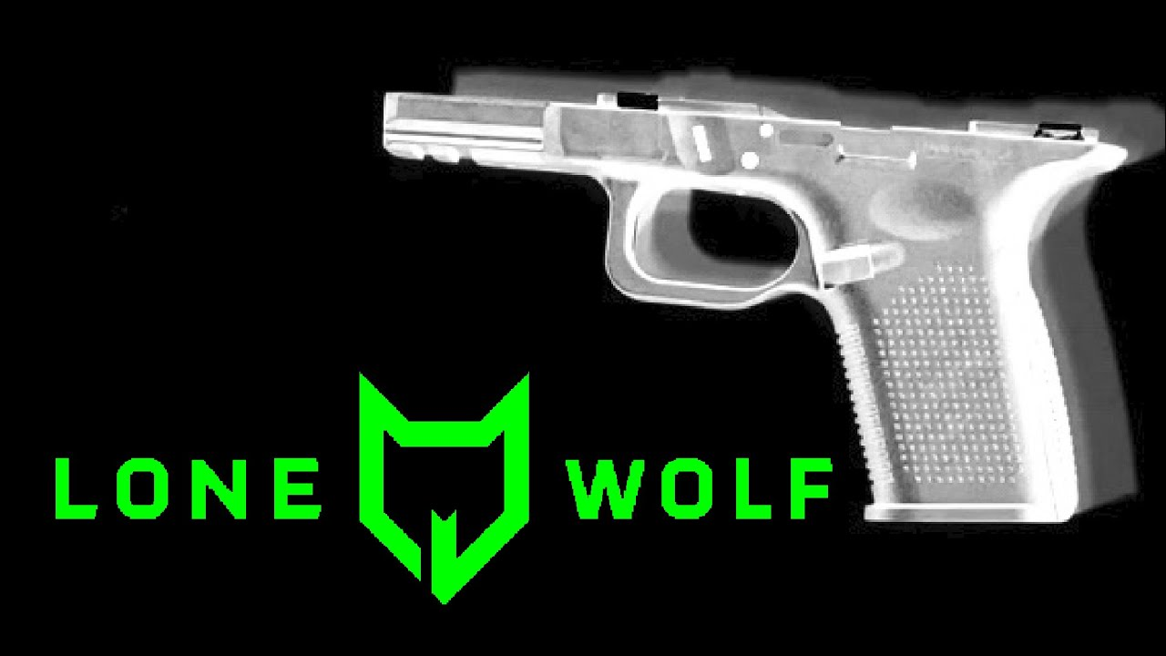 Freedom Wolf Process: Assembly, Range Testing, and Review of the glock 19 frame by Lone Wolf