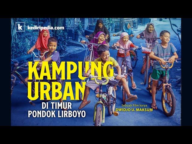 Kampung Urban di Timur Pondok Lirboyo
