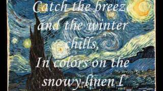 Don McLean - Vincent ( Starry, Starry Night) With Lyrics Mp3