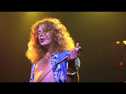 Led Zeppelin - Rock and Roll 1973 Live Video FULL HD