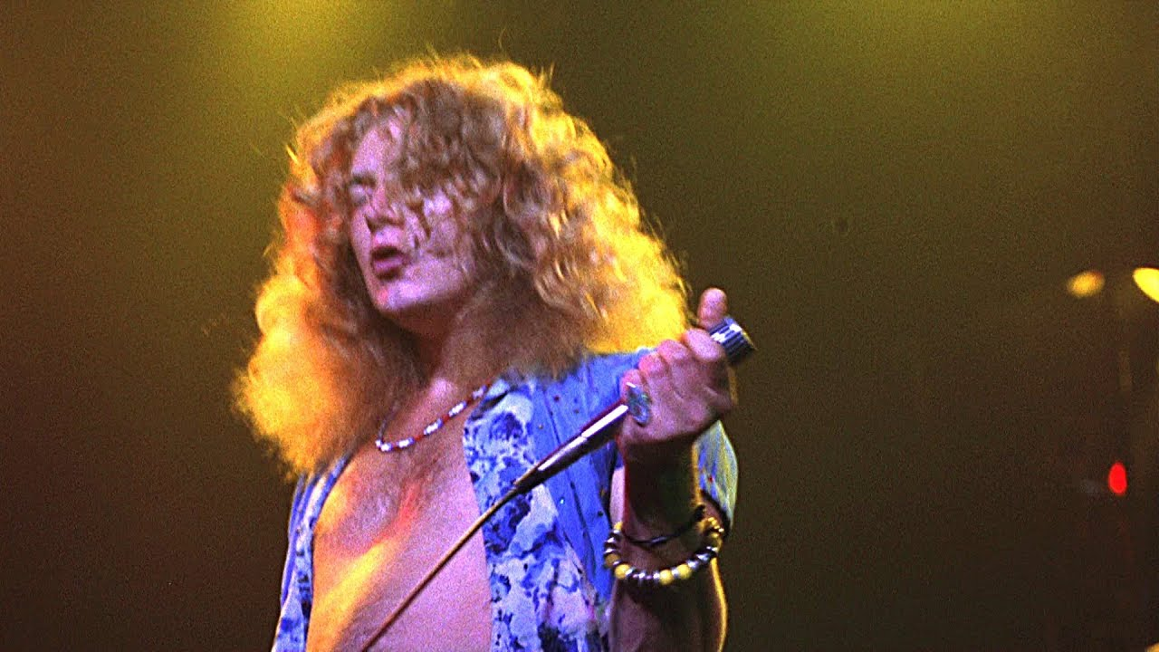 led zeppelin rock and roll 1973 live video full hd youtube. Black Bedroom Furniture Sets. Home Design Ideas