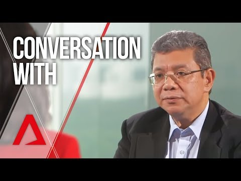 Conversation With: Malaysia's Foreign Minister Saifuddin Abdullah | Full Episode