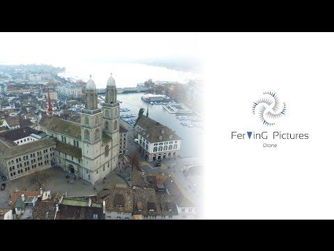Grossmünster Zürich inkl. Doppeltürme 360°   11.2015