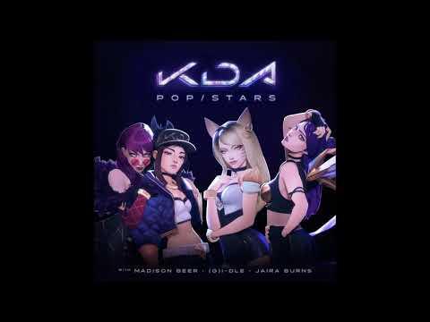 K/DA - POP/STARS (Official Instrumental)