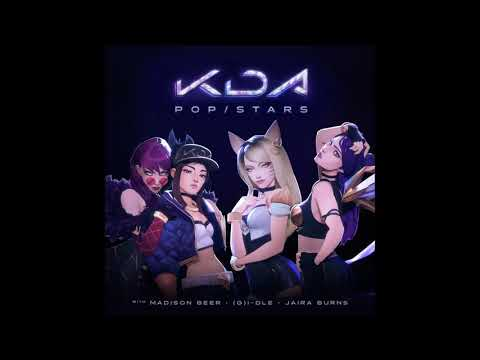 K/DA - POP/STARS (Official Instrumental)