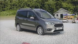 Nouveau Ford Tourneo Courier - Extérieur 360 | Ford FR