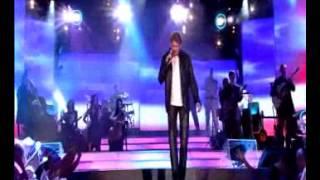 "David Hasselhoff  - ""Rhinestone Cowboy"" live 2010"