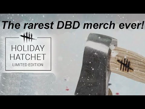 Dead By Daylight| Rare one of a kind DBD merchandise?