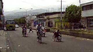 Caminata Internacional de la frontera 2009: Avenida venezuela paso competidores1