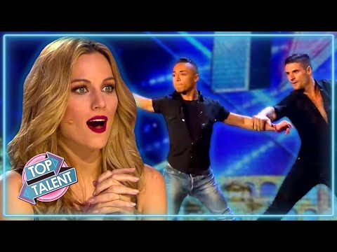 SUPERB SALSA Dancers On America, India's Got Talent And MORE! | Top Talent