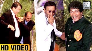 Celebs DRUNK At Sonam Kapoor-Anand Ahuja's Wedding Reception Party | LehrenTV