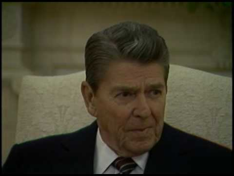 President Reagan's Interview with the Soviet Union's Newspap