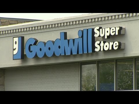 Where do your Goodwill donations end up?