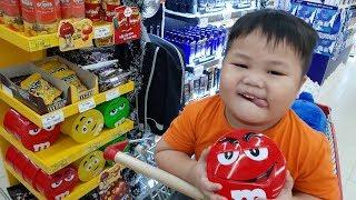 Đồ Chơi Trẻ Em Bé Pin 100% Kẹo Mặt Cười Sôcôla ❤ PinPin TV ❤