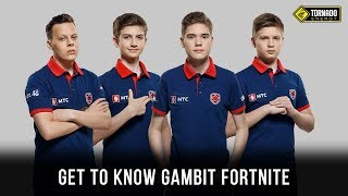 Get to know Gambit Fortnite [EN subs]