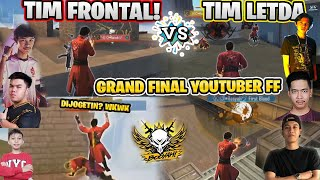 EPIC COMEBACK GRAND FINAL! TIM FRONTAL VS KUMIS HYPER! SIAPA PEMENANGNYA!