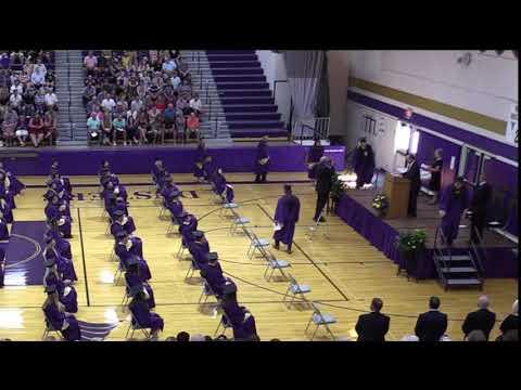 2020 Live Graduation, Holdrege High School