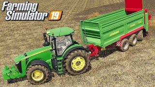 Nowy rozrzutnik obornika - Farming Simulator 19 | #106