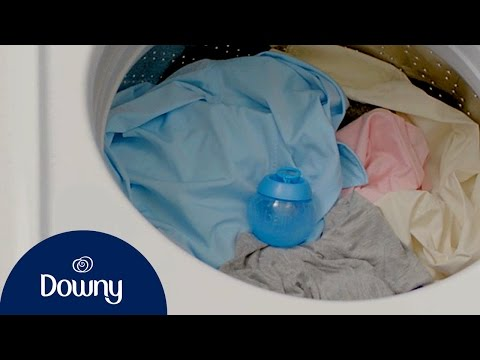 How To Use The Downy Ball | Downy