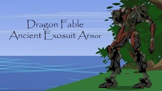 Dragon Fable Ancient Exosuit Armor