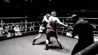 White-Collar Boxing at its best - The Real Fight Club, London