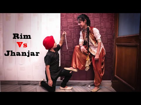 Rim Vs Jhanjar  Karan Aujla  Love Story  Bhangra
