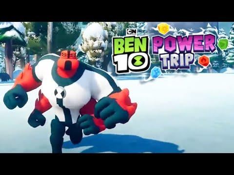 Ben 10 POWER TRIP Release Date Trailer