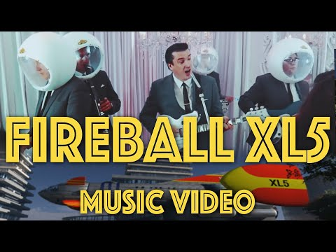Fireball XL5 – Dominic Halpin & the Honey B's