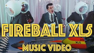 Gerry Anderson's Fireball XL5 - Intro , Dominic Halpin & the Honey B's