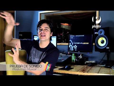 Prueba de sonido - Producción musical