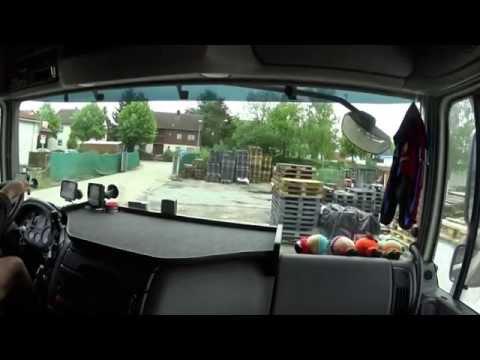 79.Célegyenesben.Nemzetközi kamionsofőr élete.5.rész.