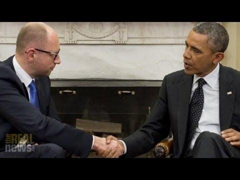 What's Driving Putin & Obama's Posturing on Ukraine?