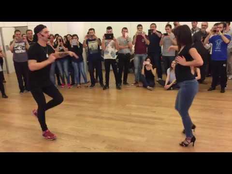 4c0efe2db940 Diego & Laura (Salsa) - SBK Zaragoza 2017 - YouTube