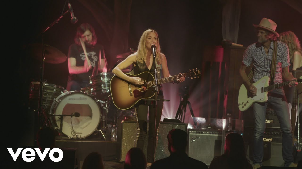 Sheryl Crow - Cross Creek Road (Live At The Ryman)