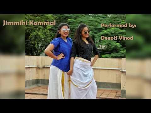 Jimmiki Kammal  Dance choreography