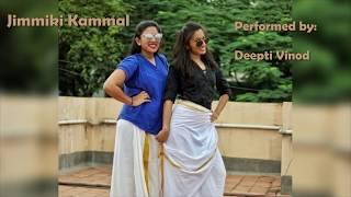 Jimmiki Kammal | Dance choreography