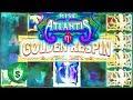 Rise of Atlantis slot machine, bonus