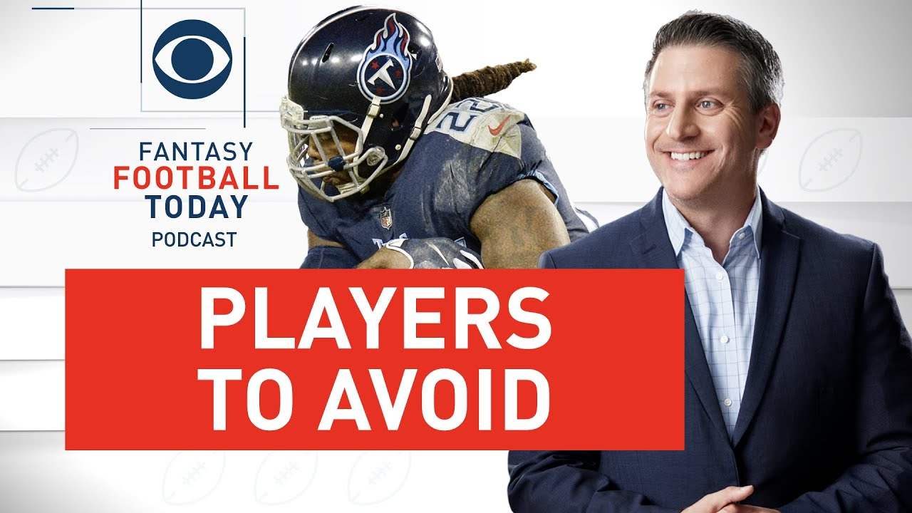 5 players to AVOID at their current ADP | 2020 Fantasy Football | Fantasy Football Today
