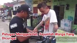 Download Video Grebek Kampung Narkoba (GKN) Oleh Polsek Medan Baru MP3 3GP MP4