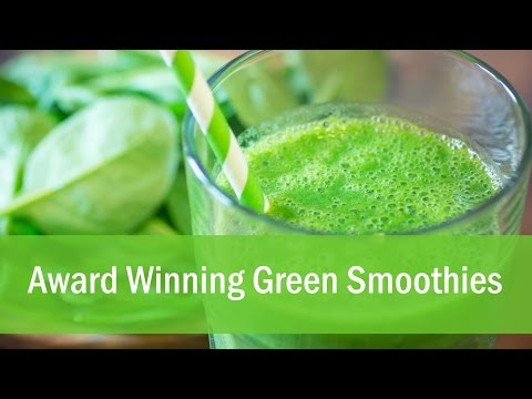 Download How to Make a Green Smoothie in Any Blender   Diana Stobo Images