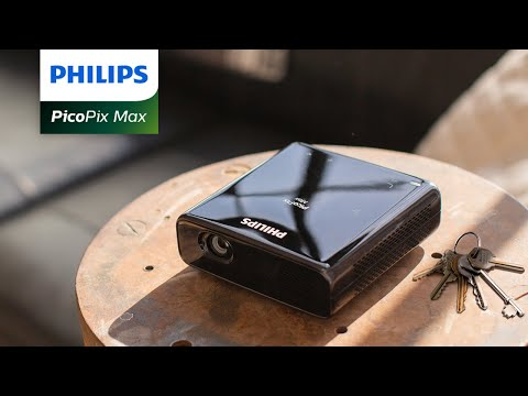 Philips turns to the crowd for compact projector launch